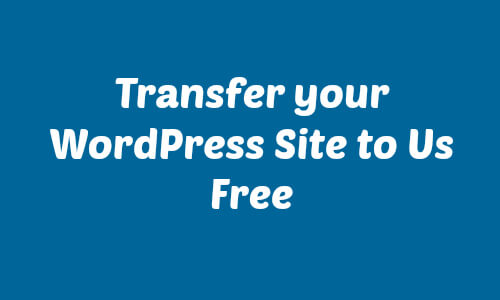 Free WordPress Transfer